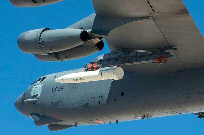 Tên lửa không đối đất siêu thanh AGM-183A Mỹ 'vượt xa Kh-47M2 Kinzhal' Nga Ảnh 2