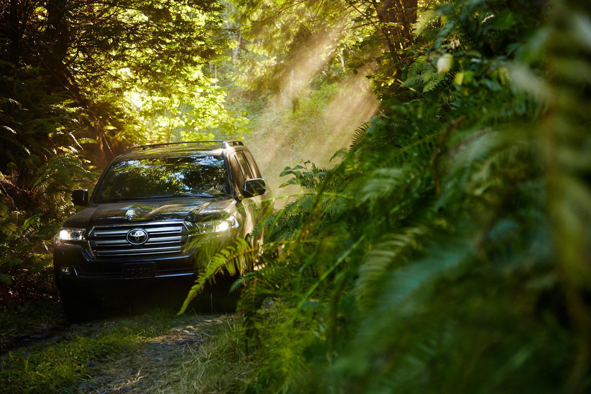 Land Cruiser thế hệ tiếp theo sẽ loại bỏ động cơ V8 Ảnh 7