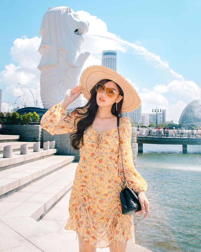 Street style sao Việt tuần qua: Diệp Lâm Anh bầu bí vẫn sexy, Chi Pu, Minh Hằng gợi cảm hết mực Ảnh 11