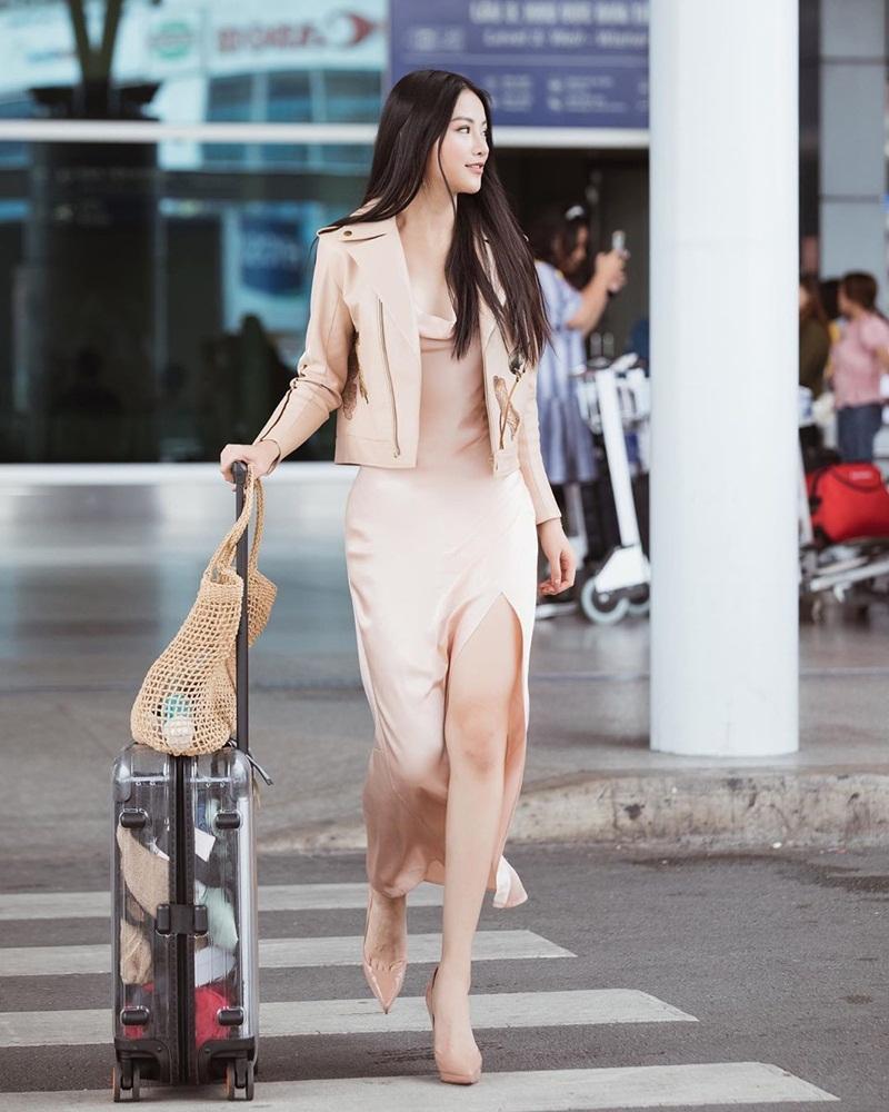 Street style sao Việt tuần qua: Diệp Lâm Anh bầu bí vẫn sexy, Chi Pu, Minh Hằng gợi cảm hết mực Ảnh 8