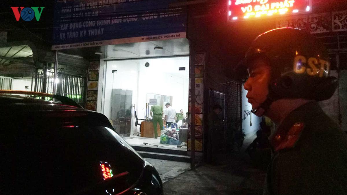Vụ giang hồ vây xe công an: Khám xét công ty của ông Nguyễn Tấn Lương Ảnh 1