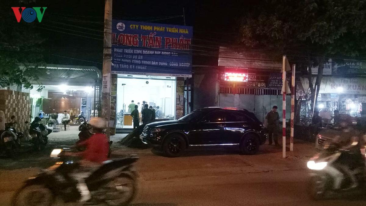 Vụ giang hồ vây xe công an: Khám xét công ty của ông Nguyễn Tấn Lương Ảnh 2