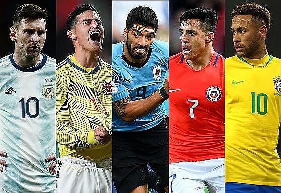 Lịch thi đấu bóng đá Copa America 2019: Brazil hẹn gặp lại Venezuela ở bán kết Ảnh 1