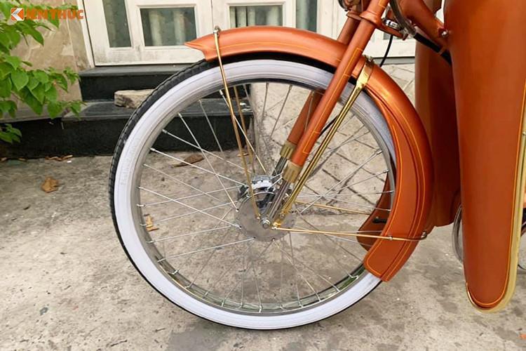 Xe máy đạp Mobylette 'huyền thoại' chỉ 30 triệu ở Sài Gòn Ảnh 6