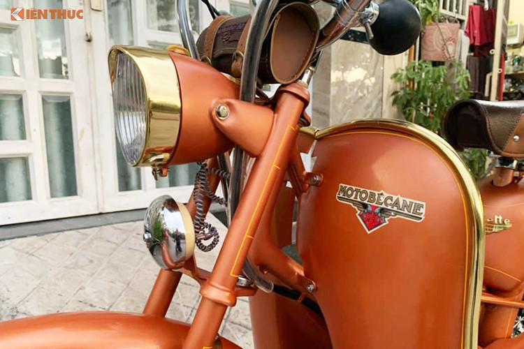 Xe máy đạp Mobylette 'huyền thoại' chỉ 30 triệu ở Sài Gòn Ảnh 2