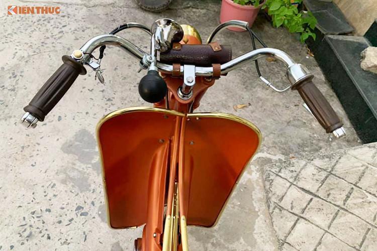 Xe máy đạp Mobylette 'huyền thoại' chỉ 30 triệu ở Sài Gòn Ảnh 3