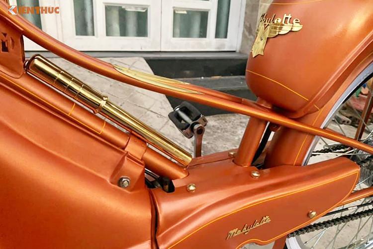 Xe máy đạp Mobylette 'huyền thoại' chỉ 30 triệu ở Sài Gòn Ảnh 5