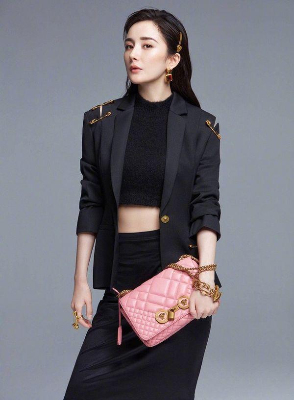 Gái một con Dương Mịch trở thành gương mặt đại diện Trung Quốc đầu tiên cho Versace Ảnh 4