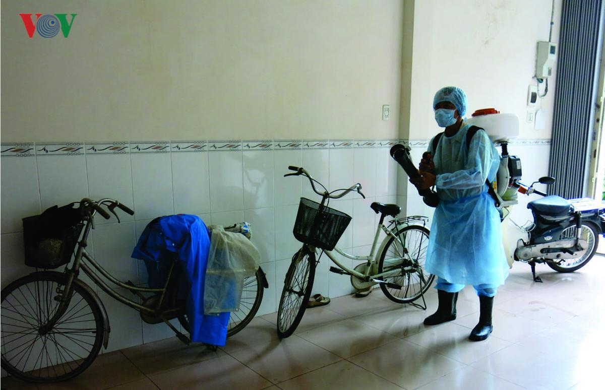 6 tháng đầu năm, số ca mắc sốt xuất huyết ở Bình Định bằng cả năm 2018 Ảnh 2