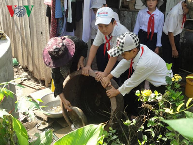 6 tháng đầu năm, số ca mắc sốt xuất huyết ở Bình Định bằng cả năm 2018 Ảnh 1