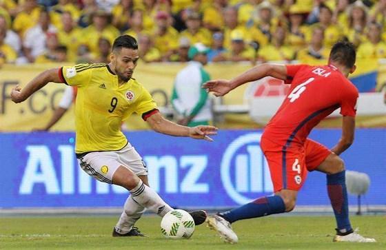 Nhận định Colombia – Chilê:James Rodriguez đại chiến Vidal Ảnh 1