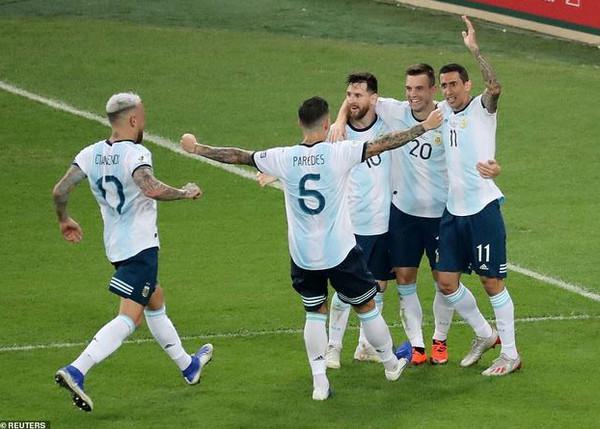 Copa America 2019: Argentina và Chile giành vé vào bán kết Ảnh 2