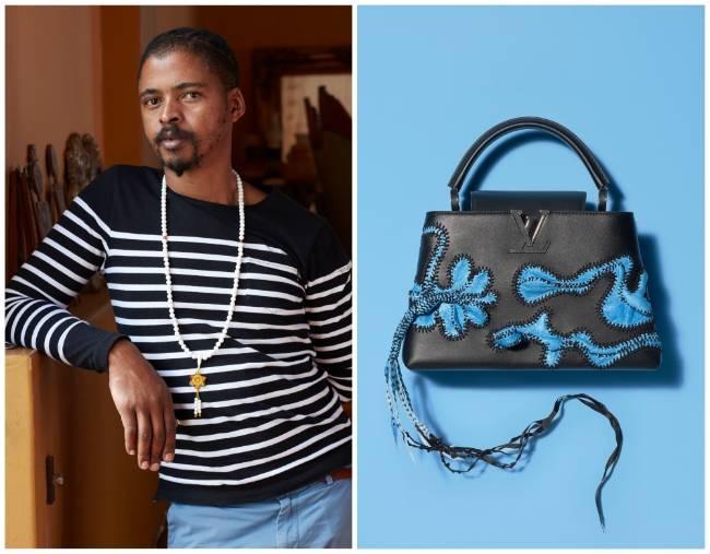 Túi xách Arty Capucines, dấu ấn của Louis Vuitton và các nghệ sĩ đương đại Ảnh 8