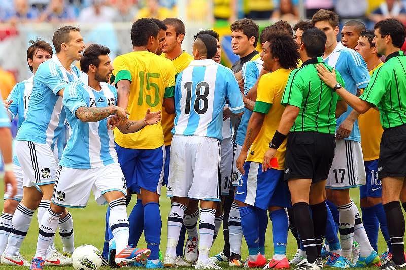 Argentina và Brazil, đội thắng sẽ vô địch Copa America 2019? Ảnh 4