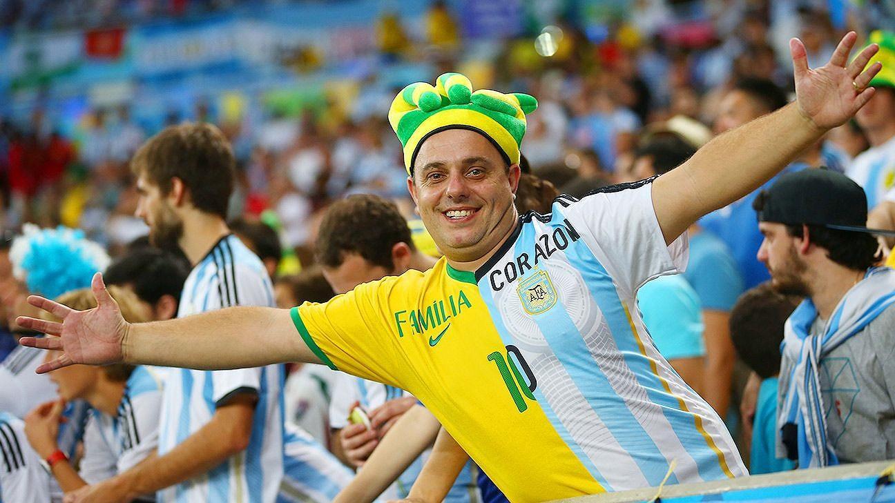 Argentina và Brazil, đội thắng sẽ vô địch Copa America 2019? Ảnh 1