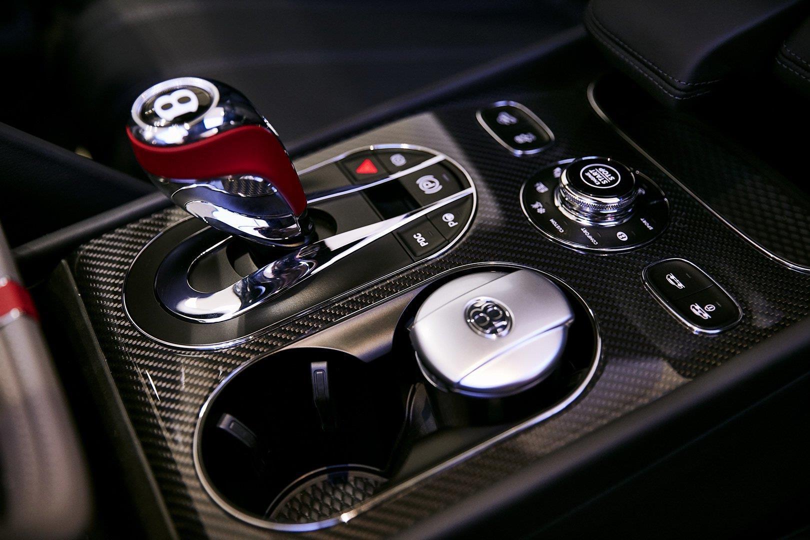 Bentley Bentayga bản 'Doanh nhân', có sẵn cả bàn cờ vua bên trong Ảnh 4