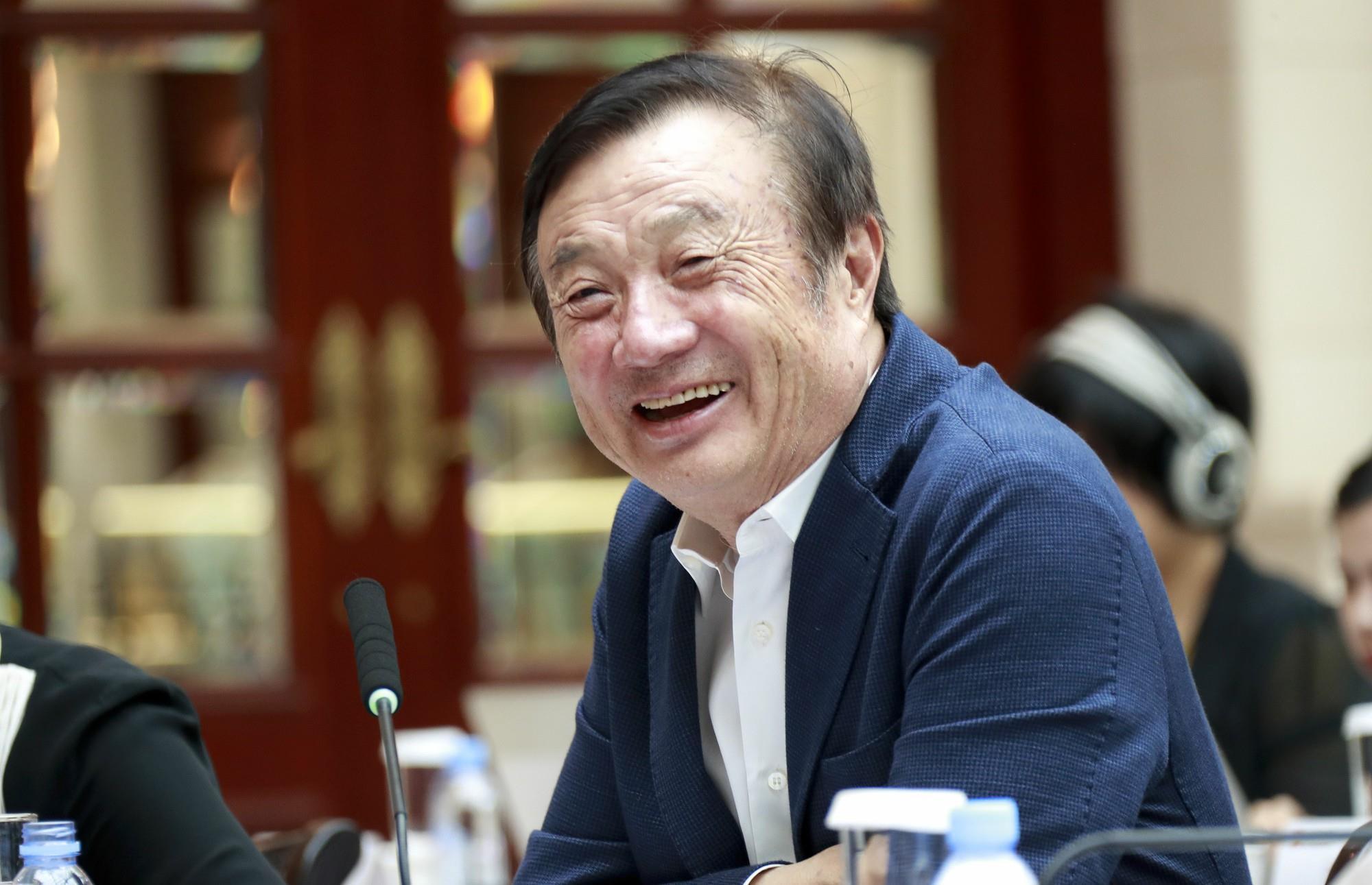 CEO Huawei: 'Sẽ có cuộc chiến mới với Mỹ' Ảnh 1