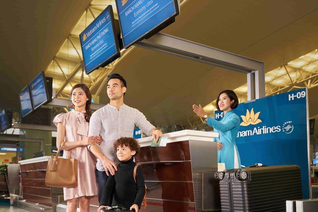 Từ 1/8, hành khách đi máy bay sẽ được xách hành lý lên tới 12 - 18kg Ảnh 1
