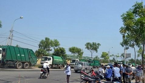 'Hạ nhiệt' bức xúc trong xử lý ô nhiễm môi trường tại bãi rác Khánh Sơn, Đà Nẵng Ảnh 1