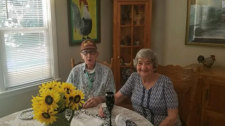 Cùng nhau tạ thế sau 71 năm kết hôn Ảnh 2