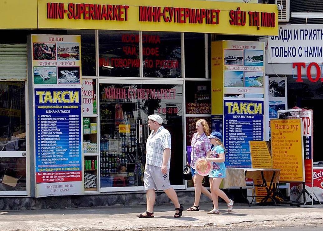 Làn sóng di dân nối gót khách Nga tới Nha Trang lập nghiệp Ảnh 2