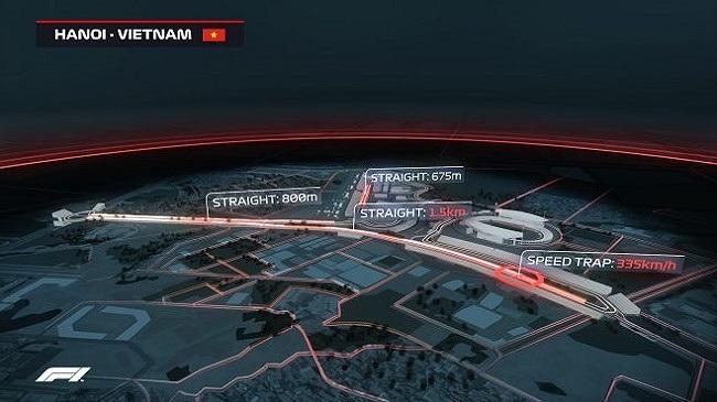 Mở bán toàn bộ hạng vé chặng đua F1 Việt Nam, cao nhất gần 100 triệu đồng Ảnh 2