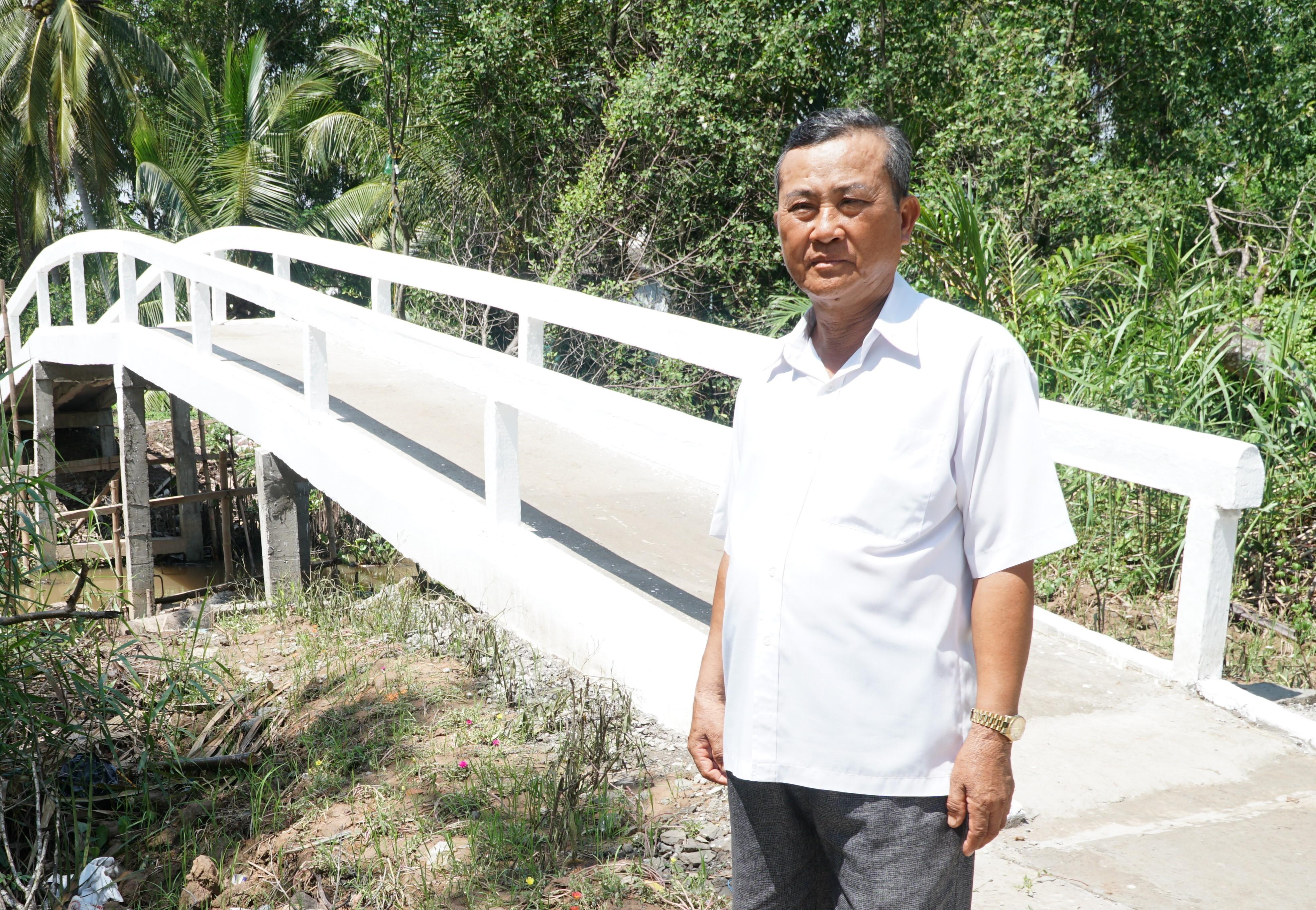 Người nông dân Khmer noi gương Bác Ảnh 1