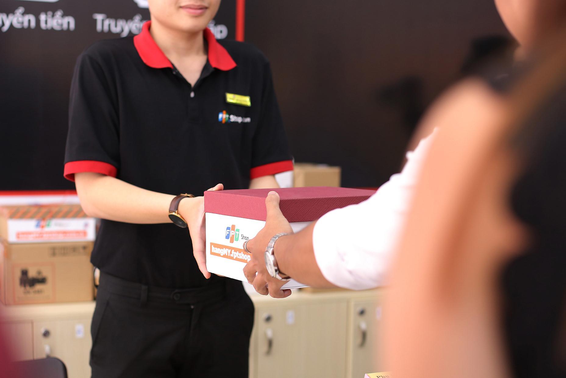 FPT Shop 'lấn sân' mảng bán hàng Mỹ, Nhật Ảnh 1