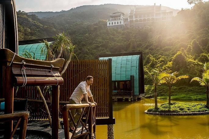 InterContinental Danang Sun Peninsula Resort liên tục nhận giải thưởng quốc tế Ảnh 2