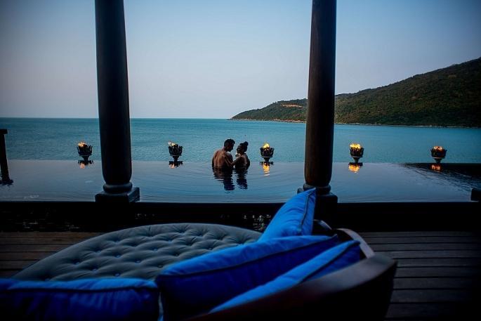 InterContinental Danang Sun Peninsula Resort liên tục nhận giải thưởng quốc tế Ảnh 1