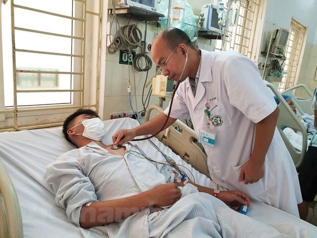 Nguy cơ bùng phát dịch bệnh sốt xuất huyết trong cả nước Ảnh 1
