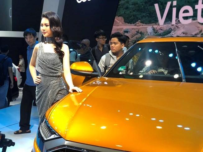 Ô tô nhập khẩu đắt khách, doanh số bán hàng tăng mạnh Ảnh 1
