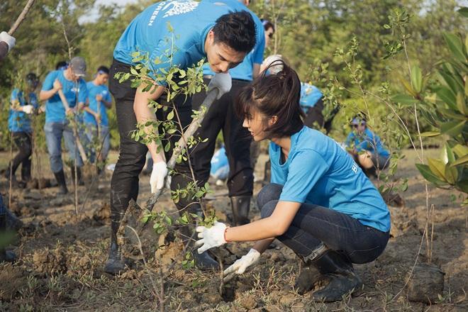 Đoàn TNCS HCM tham gia bảo vệ môi trường, ứng phó với biến đổi khí hậu Ảnh 1