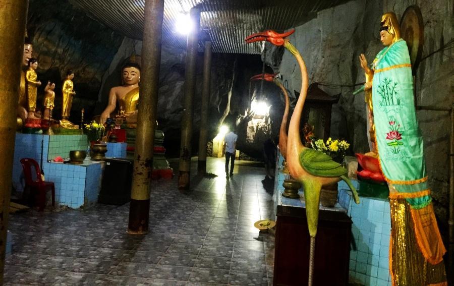 Kiên Giang: Những tuyệt tác thạch động Kiên Lương đẹp huyền ảo Ảnh 7