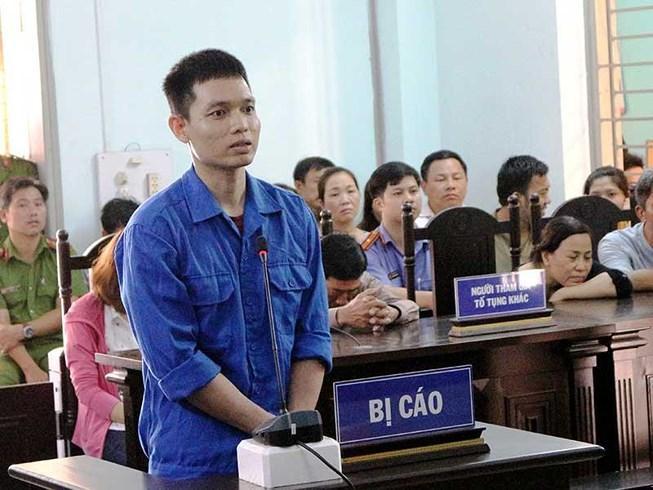 Thiếu úy công an và vụ án tạt acid Ảnh 1