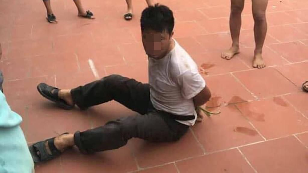 Hưng Yên: Tạm giữ thợ mộc sàm sỡ bé gái giữa ban ngày Ảnh 1