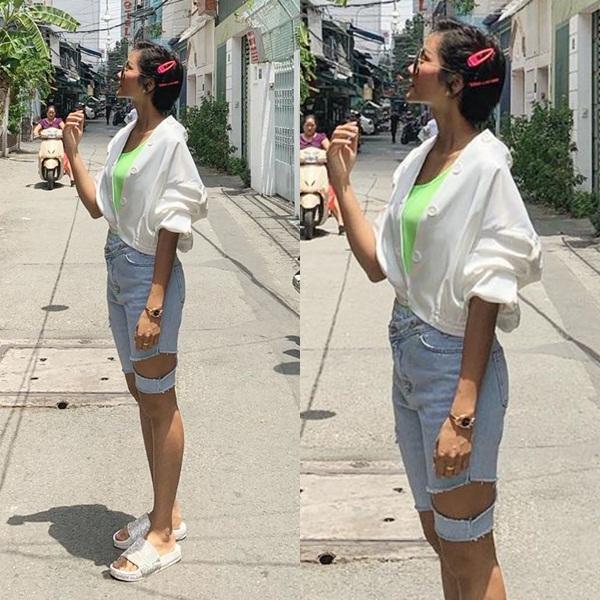 Bản tin Hoa hậu Hoàn vũ 21/7: H'Hen Niê mặc quần jeans kỳ cục, phong cách lép vế toàn tập giữa rừng mỹ nhân Ảnh 1