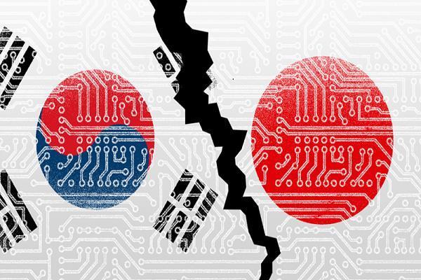 Căng thẳng Nhật - Hàn khiến giá chip nhớ thế giới tăng cao Ảnh 1