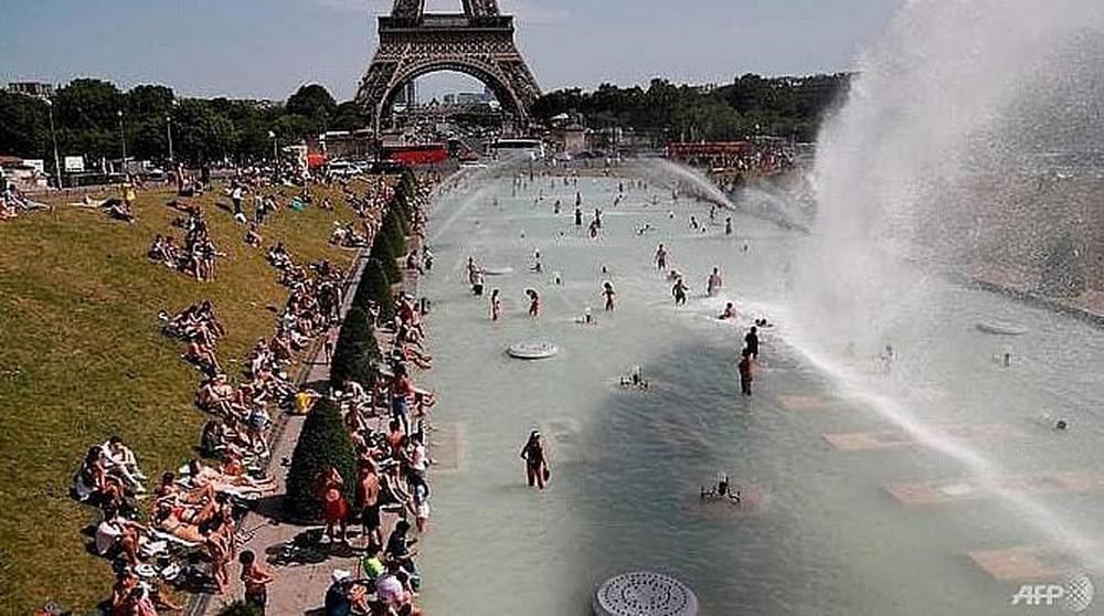 Châu Âu chuẩn bị đón đợt nắng nóng thứ 2 - Paris nâng cảnh báo cấp 3 Ảnh 1