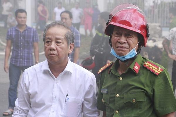Thừa Thiên Huế: Cháy kho chứa bông nguyên liệu tại Khu công nghiệp Phú Bài Ảnh 6