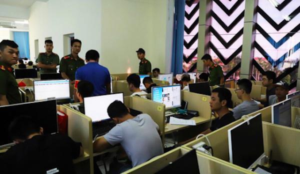 Chưa phát hiện người Việt bị hại trong vụ 'đánh bạc 10.000 tỷ tại khu đô thị Our City' Ảnh 1
