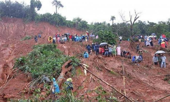Cả 3 nạn nhân bị vùi lấp vì lở đất ở Đắk Nông đều đã tử vong Ảnh 1