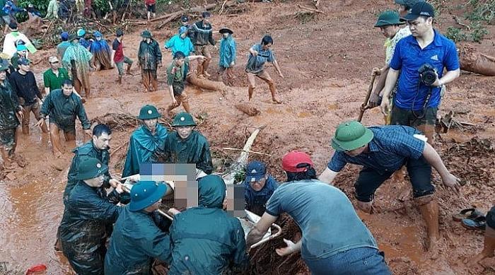 Cả 3 nạn nhân bị vùi lấp vì lở đất ở Đắk Nông đều đã tử vong Ảnh 2