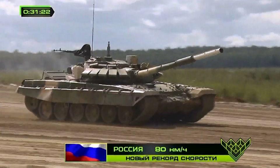 Nga bị tố cáo sử dụng 'tiếng còi đen' trong giải đấu Tank Biathlon 2019 Ảnh 10