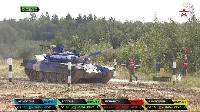 Nga bị tố cáo sử dụng 'tiếng còi đen' trong giải đấu Tank Biathlon 2019 Ảnh 11