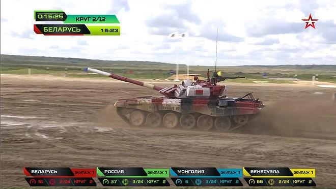 Nga bị tố cáo sử dụng 'tiếng còi đen' trong giải đấu Tank Biathlon 2019 Ảnh 2