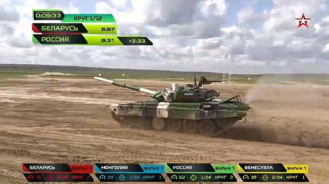 Nga bị tố cáo sử dụng 'tiếng còi đen' trong giải đấu Tank Biathlon 2019 Ảnh 12