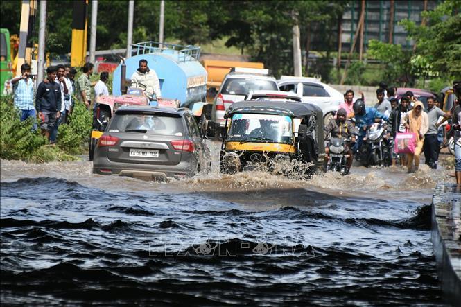 Lũ lụt tại Ấn Độ làm 202 người thiệt mạng Ảnh 1