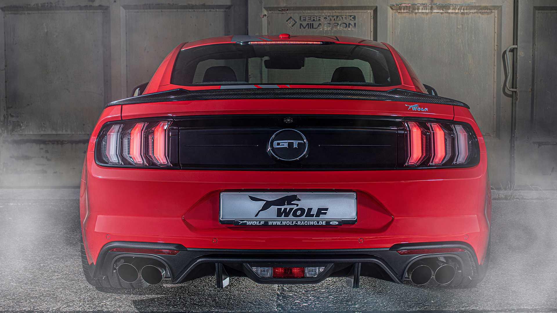 Ford Mustang được nâng cấp với gói độ mạnh mẽ hơn 700 mã lực Ảnh 4