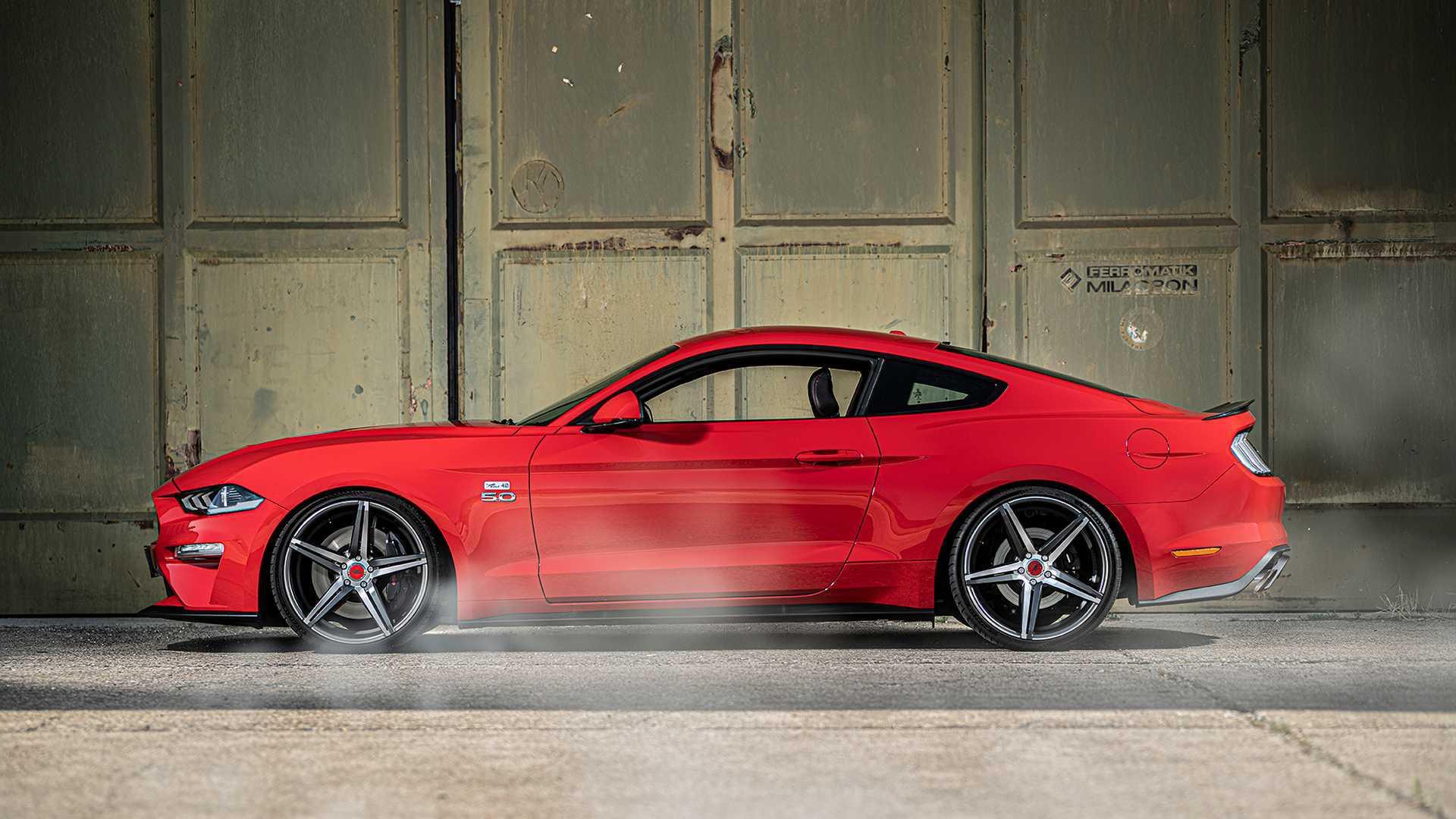 Ford Mustang được nâng cấp với gói độ mạnh mẽ hơn 700 mã lực Ảnh 10